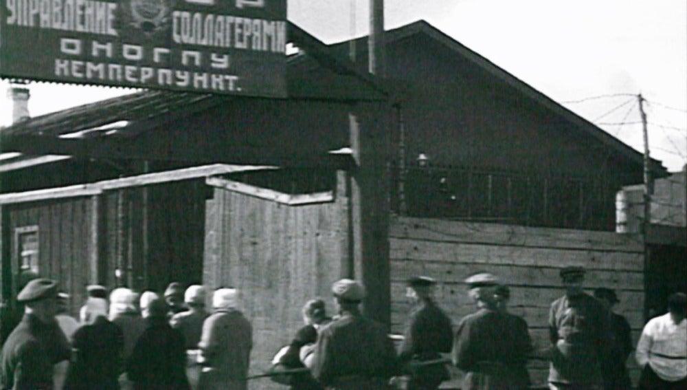 foto Amar C805 - Tomás sigue recordando su sufrimiento en el gulag