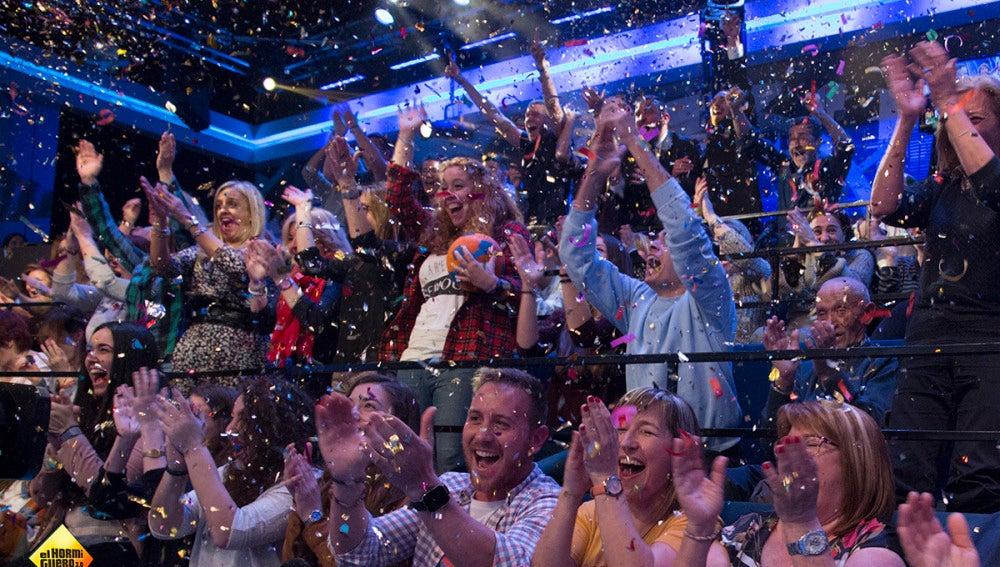 El público de 'El Hormiguero 3.0' gana un crucero