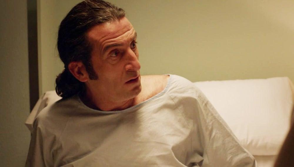 Roberto en el hospital