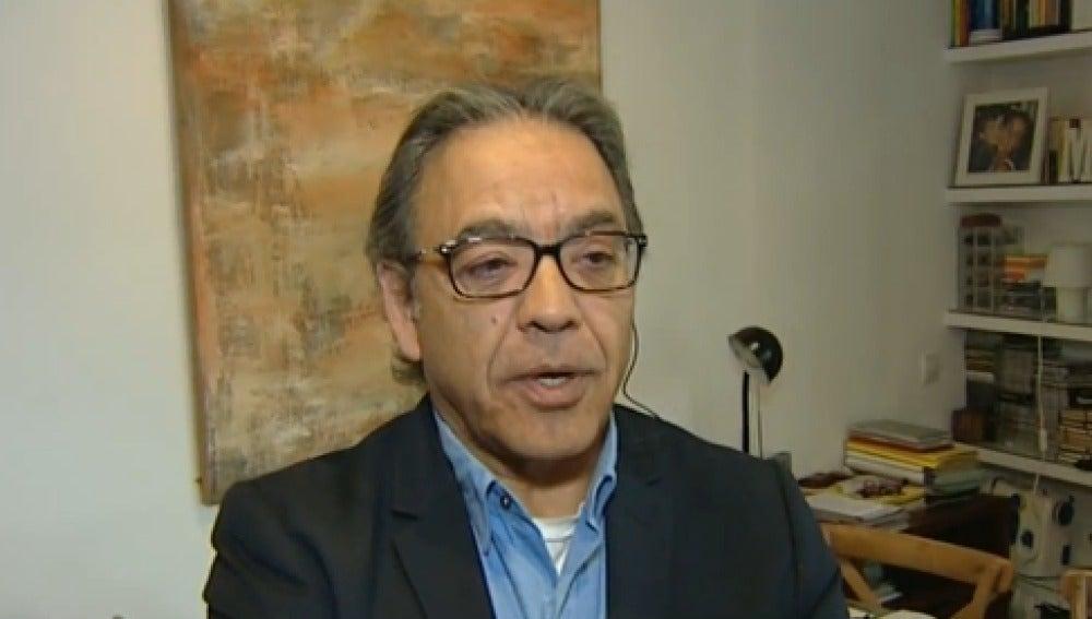 Manuel Mata, portavoz socialista en las Cortes Valencianas