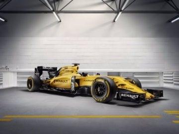 El aspecto definitivo del RS16 de Renault