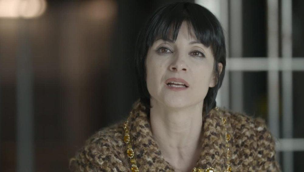 """Najwa Nimri: """"Macarena se convierte en una condena para Zulema en esta segunda temporada de Vis a Vis"""""""
