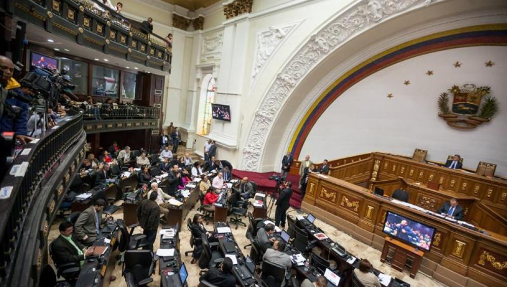 El Parlamento venezolano