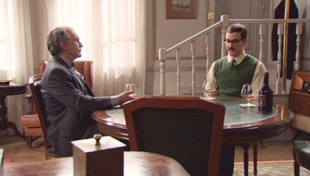foto Amar C807 - Mariano dice no a la propuesta de Gutiérrez de marcharse con él a la URSS