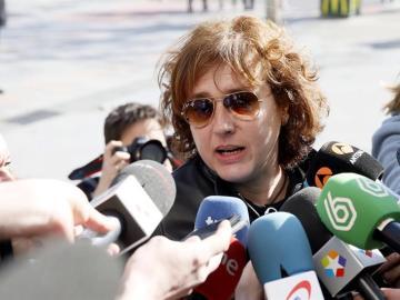 Teresa Romero se incorpora a su puesto en el Hospital Carlos III