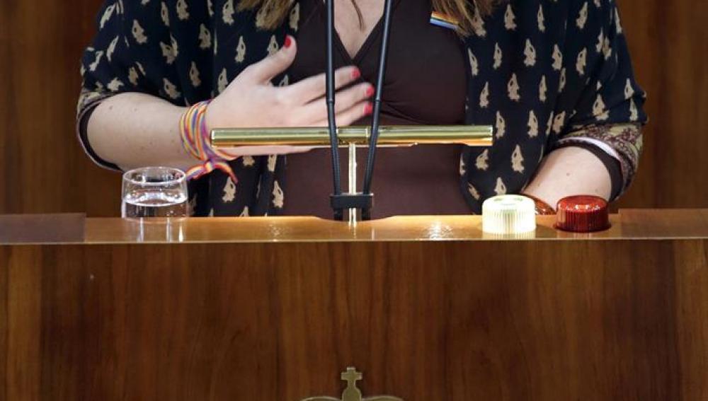 Eva Borox, exdiputada de Ciudadanos en Madrid