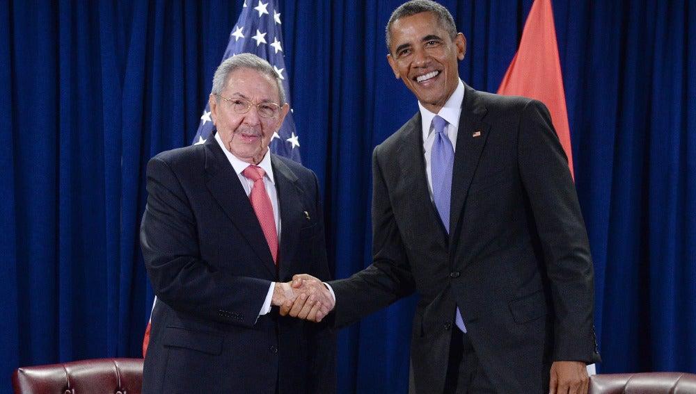 EE.UU y Cuba