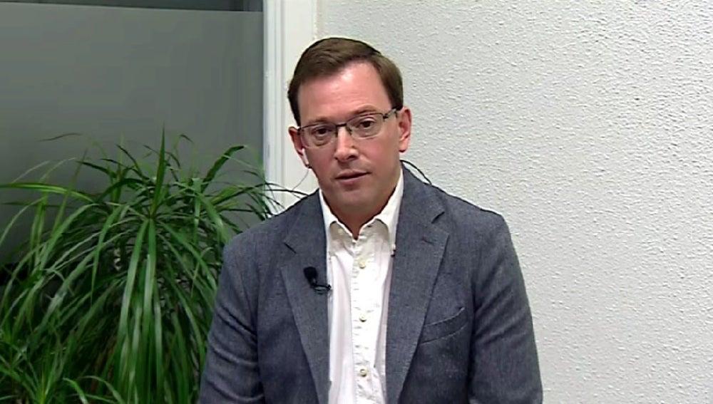 Jesús Gordillo, uno de los asesores del Grupo Popular en el Ayuntamiento de Valencia que rechazó ingresar 1.000 euros en la cuenta del PP