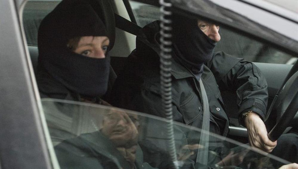Salah Abdeslam detenido en una operación antiterrosita en Bruselas