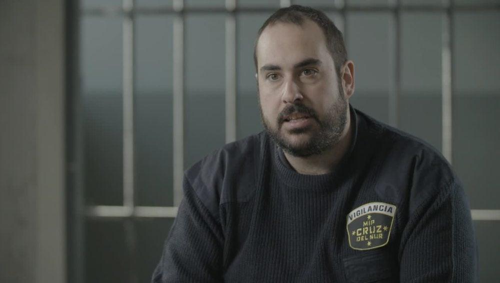 """Alberto Velasco: """"La segunda temporada de Vis a Vis es más exigente con el espectador"""""""