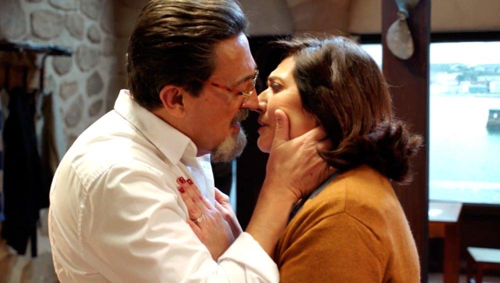 Maritxu se avergüenza del amor que siente por don Benito