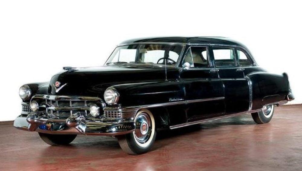 Cadillac presidencial de Eva Perón a subasta