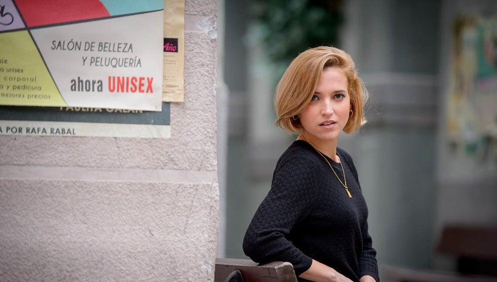 Ana Fernández es Carlota Hidalgo en 'Amar es para siempre'
