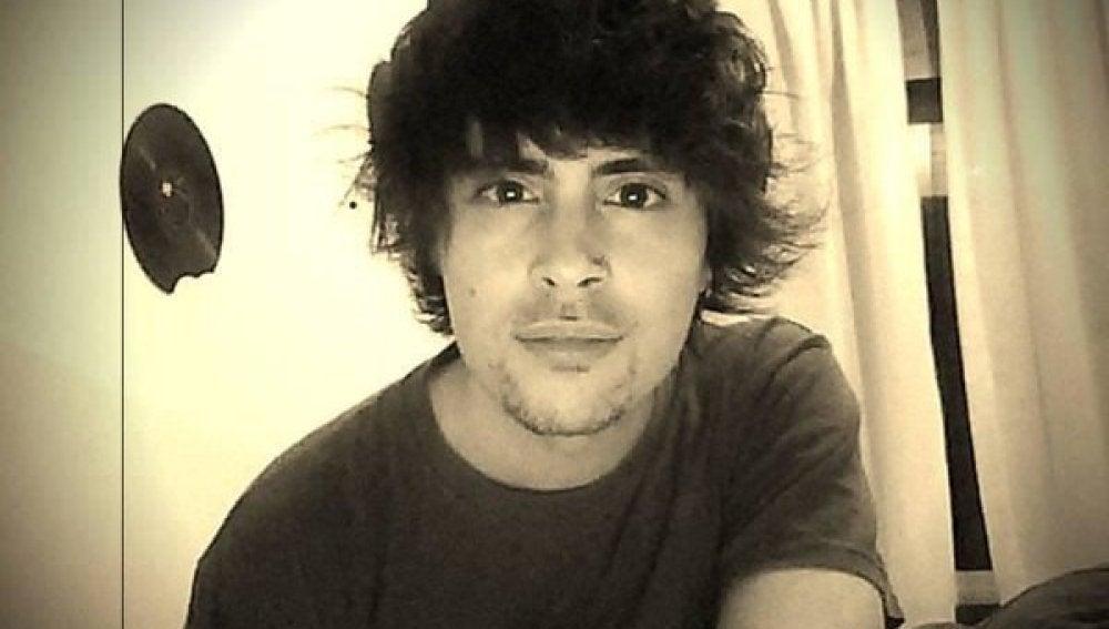 Brais Bogo, desparecido en Santiago