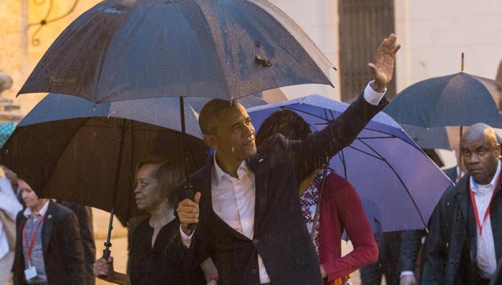 El presidente de Estados Unidos Barack Obama