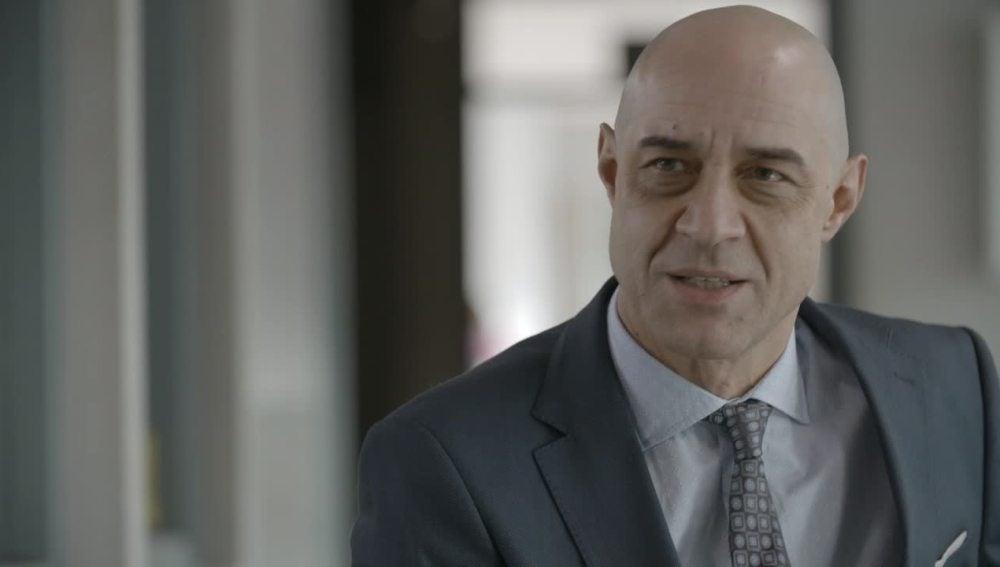 """Ramiro Blas: """"Sandoval me ha quitado el sueño muchas noches"""""""