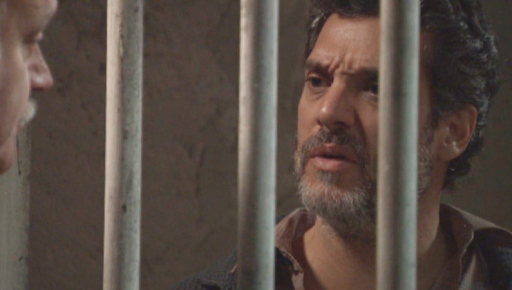Eladio, encarcelado