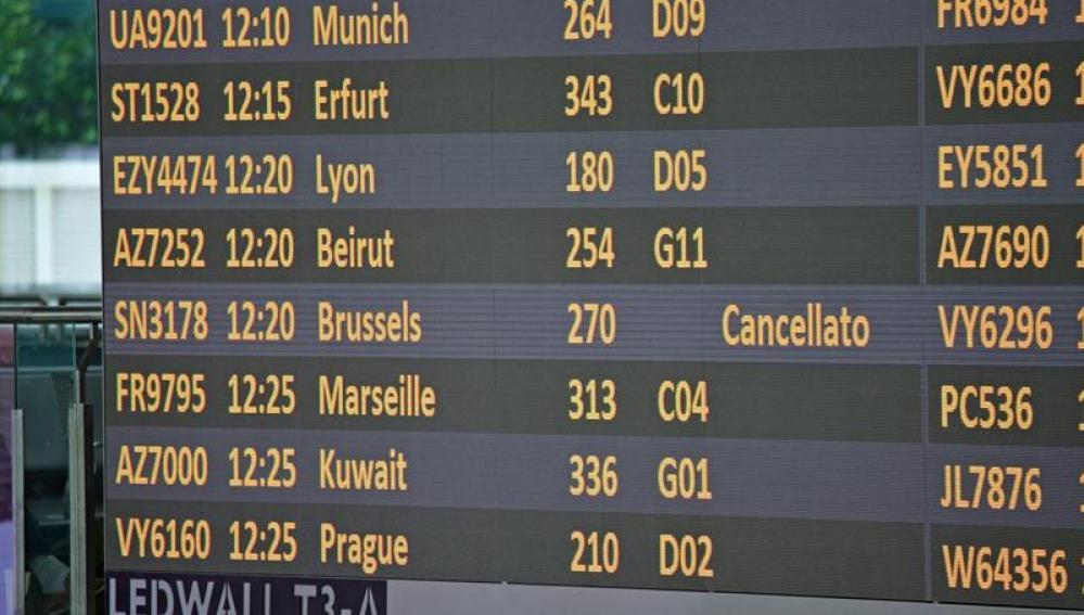 Aeropuertos europeos