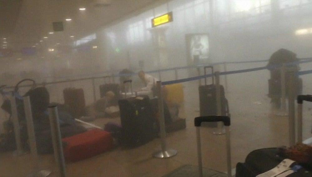 Atentado en el aeropuerto de Bruselas