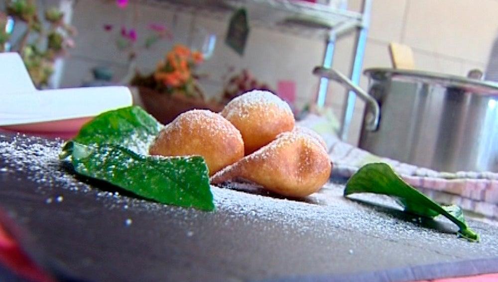 Prepara unos facilísimos buñuelos