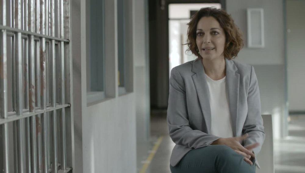 """Cristina Plazas: """"Miranda ya se defiende: no confía tanto en las presas"""""""