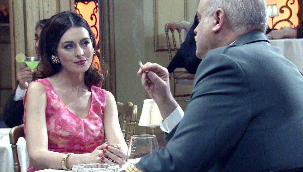 Rosa busca la alianza de Gervasio para vengarse de Tomás