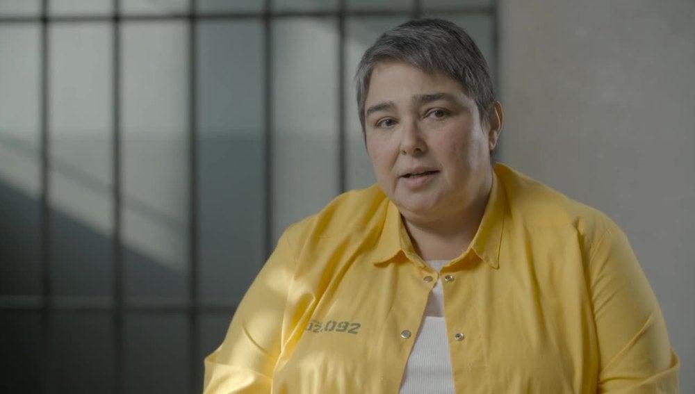 """Mª Isabel Díaz: """"Suceden cosas terribles y oscuras en esta nueva temporada de 'Vis a Vis'"""""""