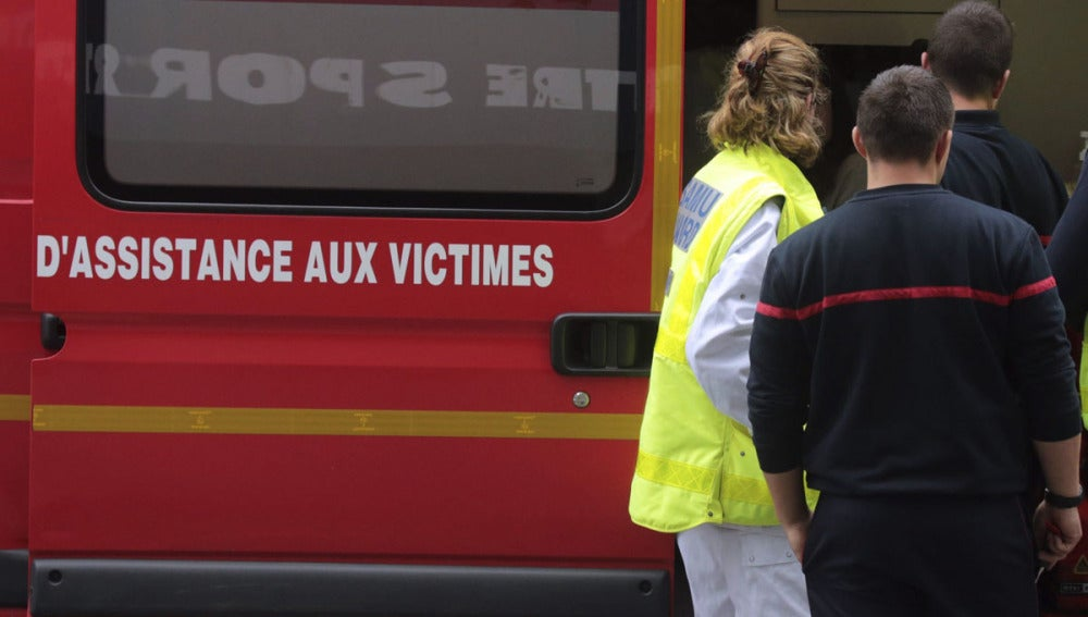 Servicios de emergencia franceses