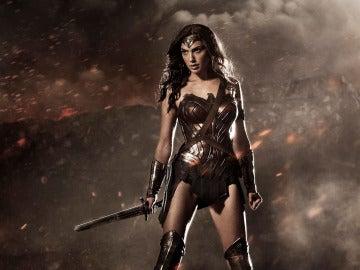 Gal Gadot es la nueva Wonder Woman