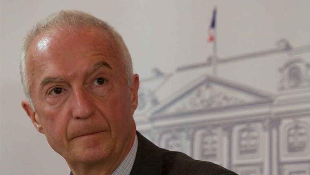 Gilles de Kerchove, coordinador antiterrorista de la UE