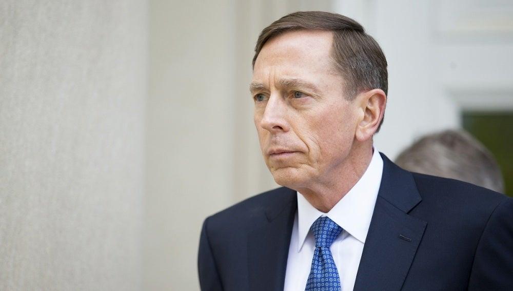 David Petraeus, exdirector de la CIA