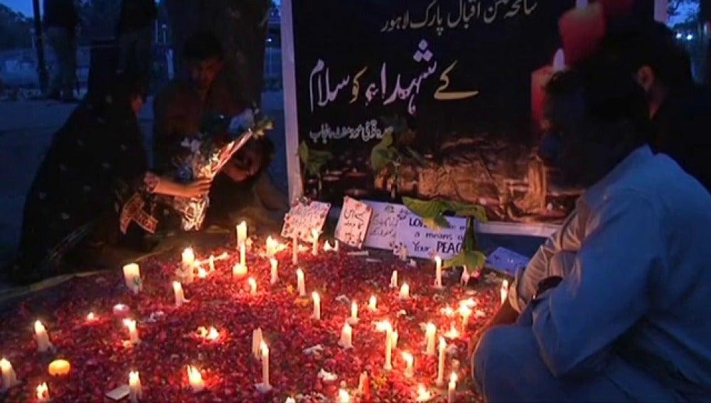 Detenidas 50 personas en Pakistán por su presunta relación con el atentado en Lahore