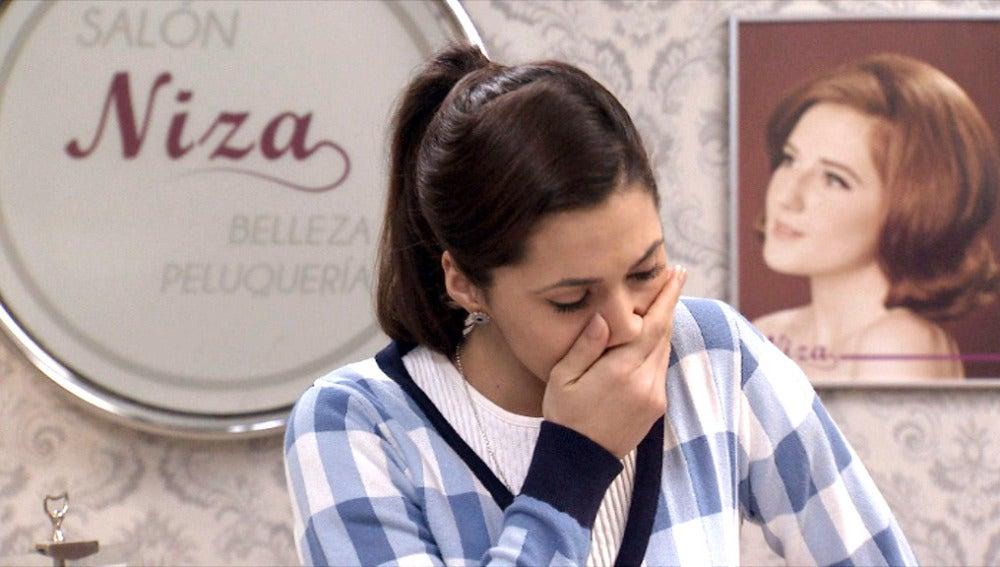 Guillermo paga los platos rotos con Sofía