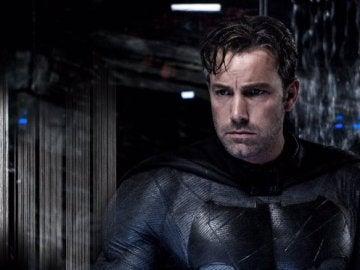 Ben Affleck es un Batman atormentado
