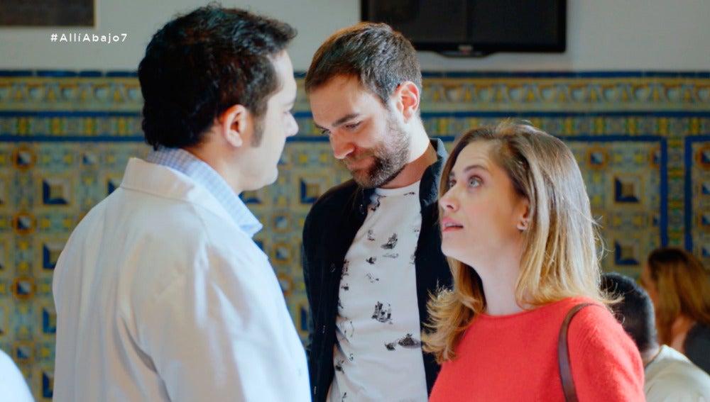 """""""Enhorabuena Carmen me alegro por ti, por el vasco no tanto"""""""
