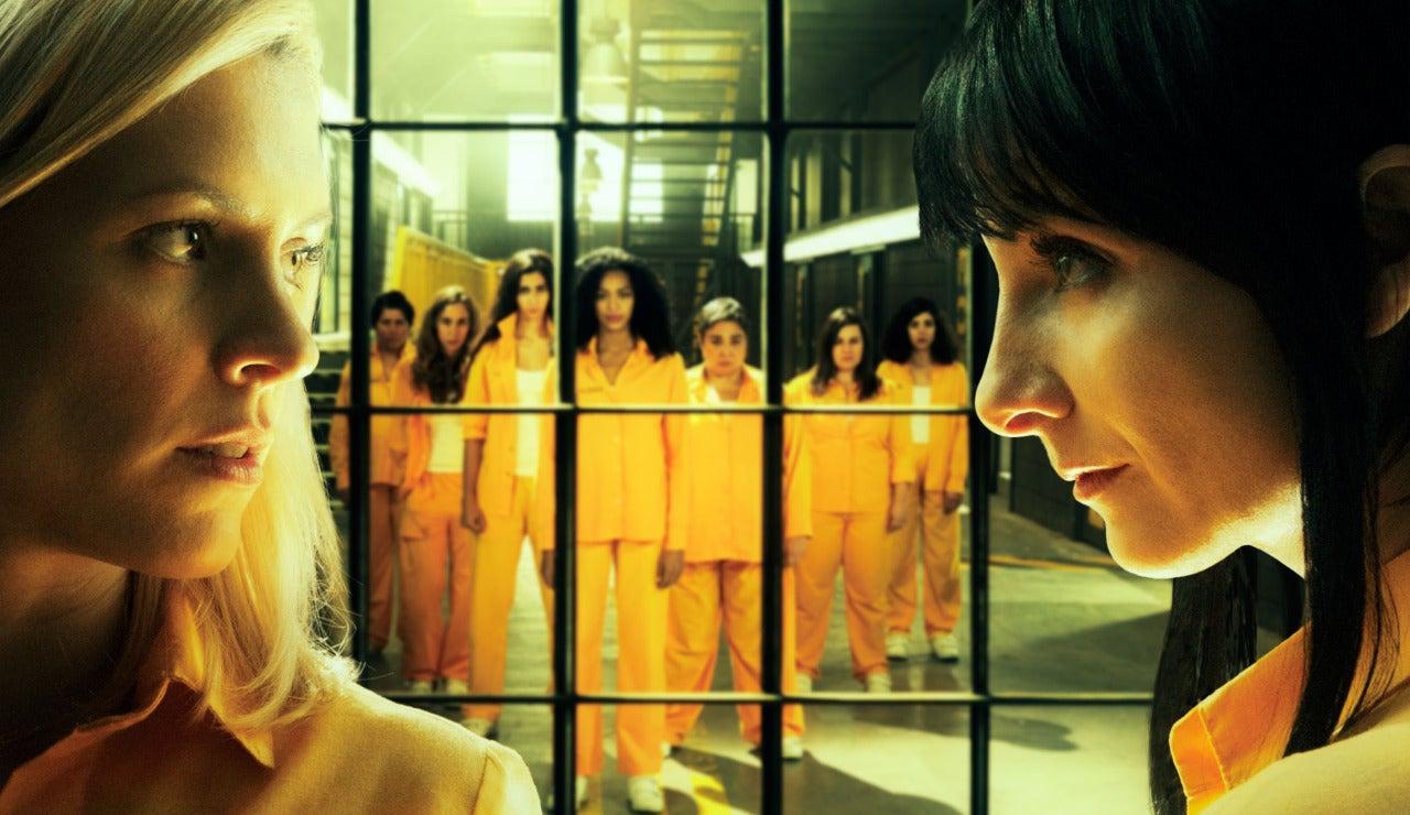 Cartel de la segunda temporada de Vis a Vis - Presas