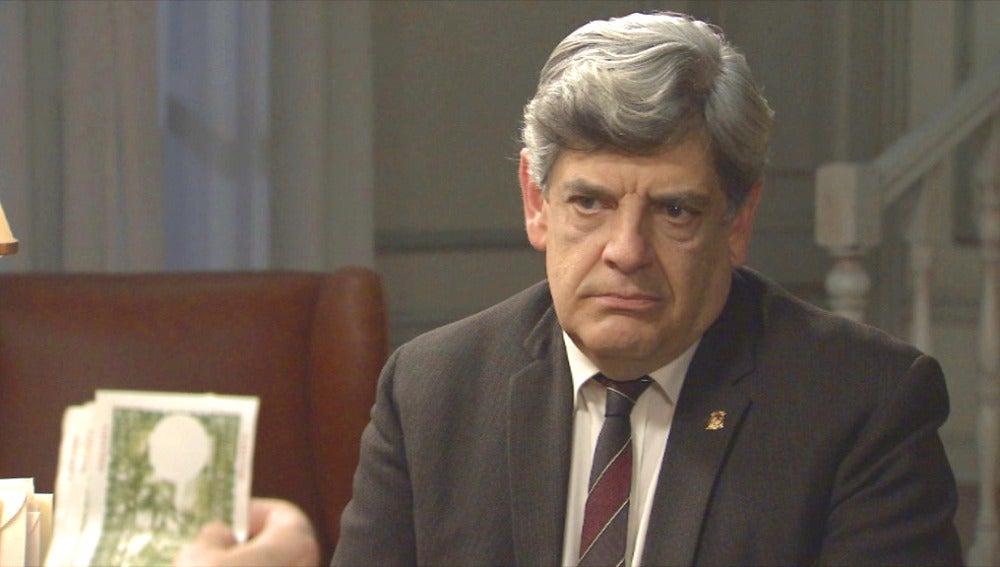 """Víctor a Parrado:""""Tengo un sentimiento especial hacia Carmen"""