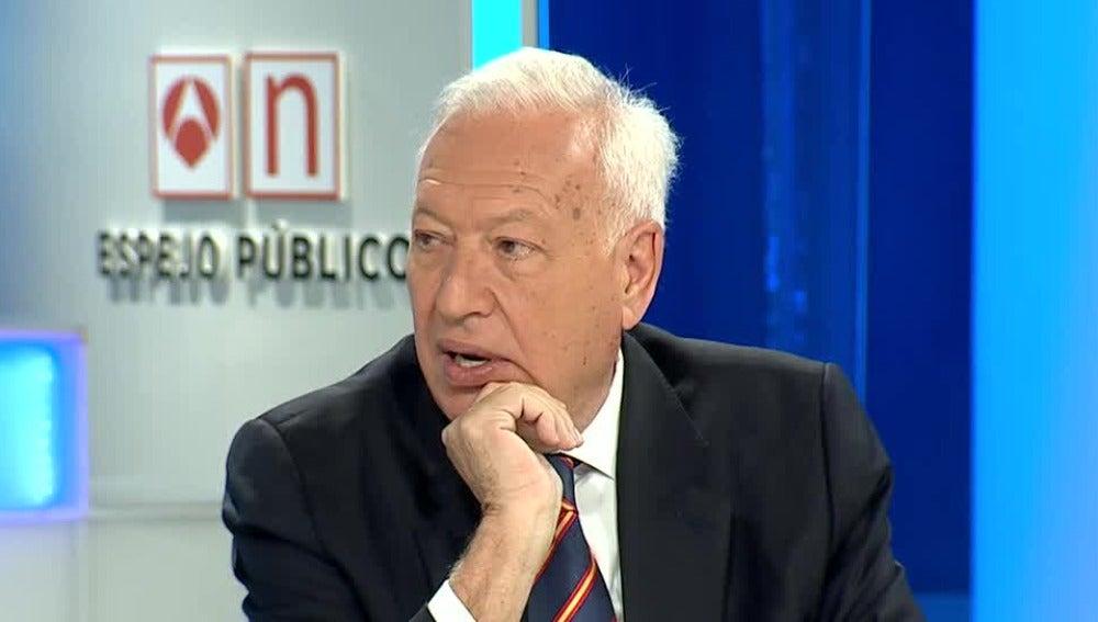 Margallo en Espejo Público