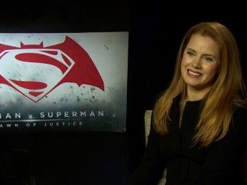 Amy Adams es Lois Lane en 'Batman v Superman'