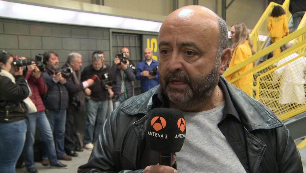 """Jesús Castejón: """"La segunda temporada de Vis a Vis es más poderosa, trepidante e inquietante"""""""