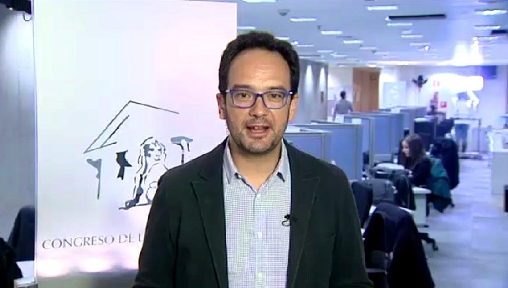 Antonio Hernando en Espejo Público
