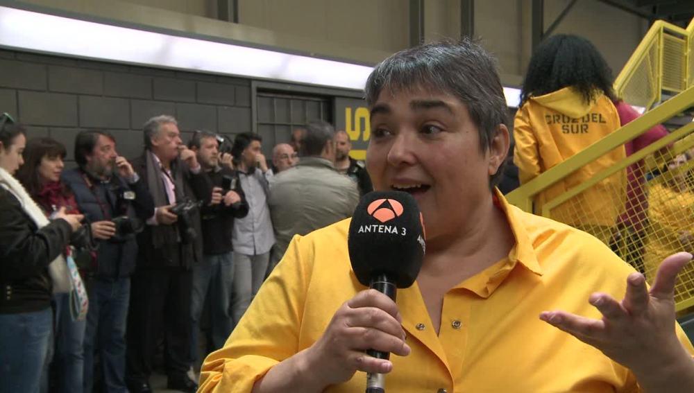"""María Isabel Díaz: """"Sole guarda muchísimas sorpresas"""""""