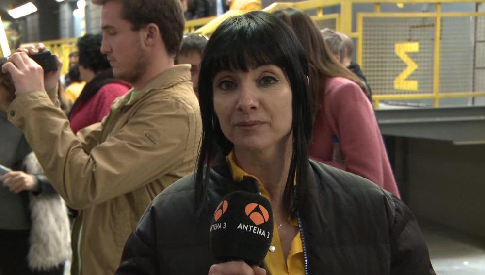 """Najwa Nimri: """"La segunda temporada de Vis a Vis es mejor que la primera"""""""