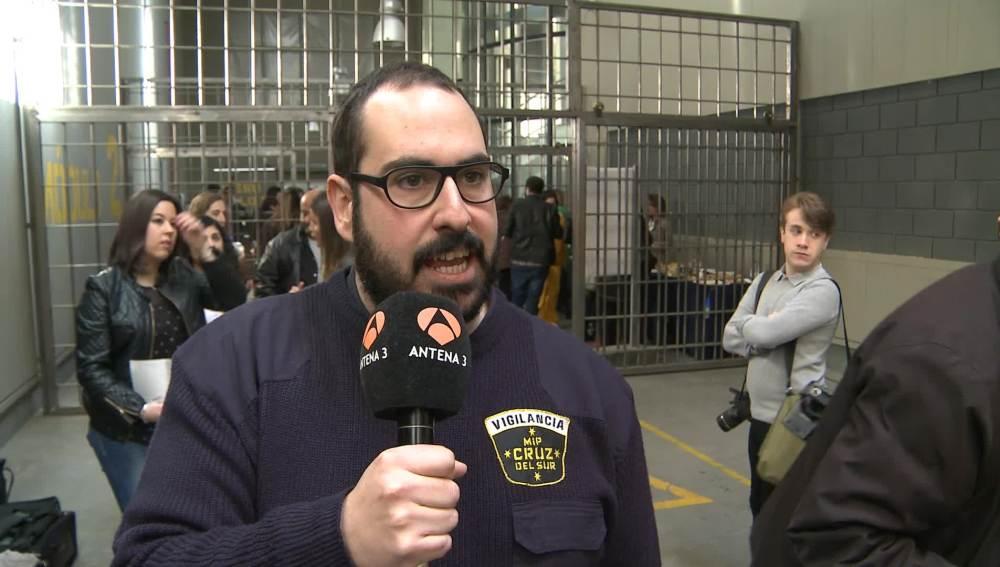 """Alberto Velasco: """"Palacios puede que encuentre el amor en esta segunda temporada"""""""