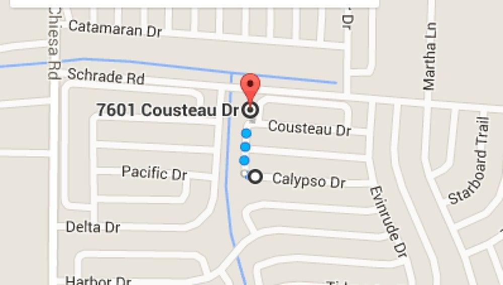 El error de Google Maps