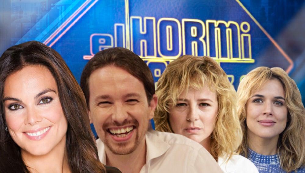 Próximos invitados en El Hormiguero