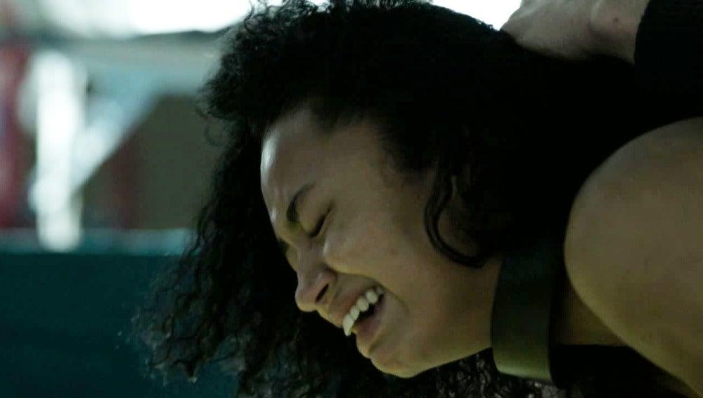 Valbuena viola a Rizos en el gimnasio