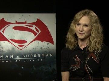 Holly Hunter es la Senadora Finch en 'Batman V Superman'