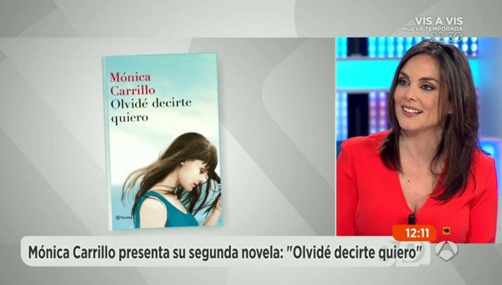Antena 3 tv m nica carrillo me encanta el contacto for Espejo publico hoy completo