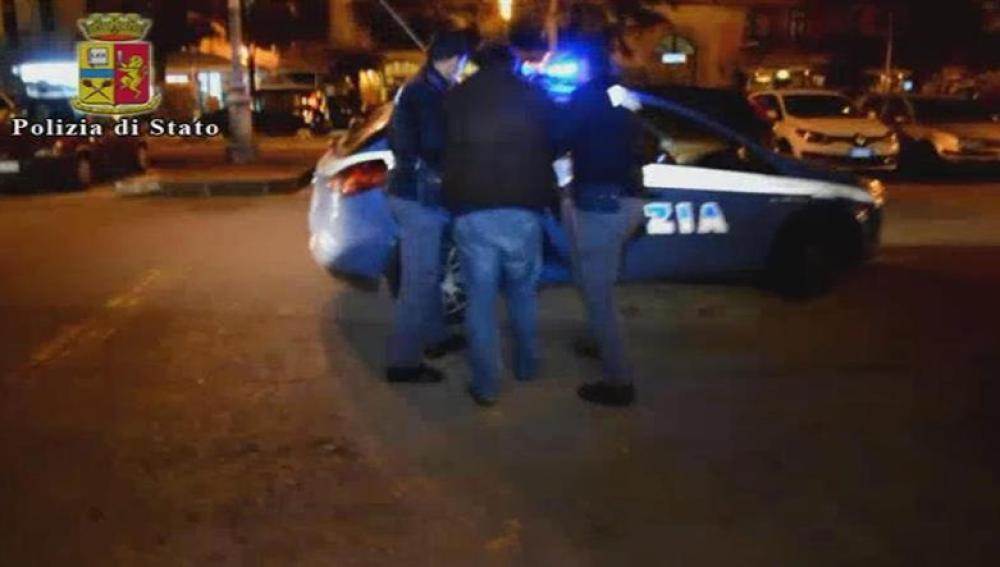 Djamal Eddin Ouali detenido por la Policía